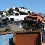 Diverse auto demolite: che fine faranno?