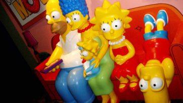 Simpson Gialli