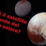 Plutone e Caronte