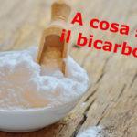 Bicarbonato, quando si usa?