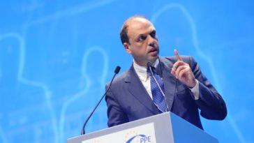 Discorso di Angelino Alfano al congresso del PPE