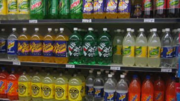 Bibite gassate zuccherate
