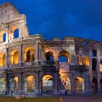 Il colosseo, Anfiteatro Flavio