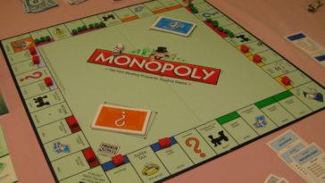 Il celeberrimo Monopoly.